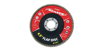 Flap Disc - 80 Grit