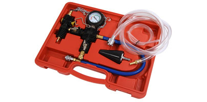 Radiator Vacuum Purge and Refill Kit