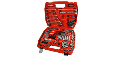 121pc Socket Set