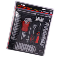 Socket & Bit Set - 84pc 1/4in.Dr