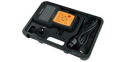 Automotive Master Data Scanner