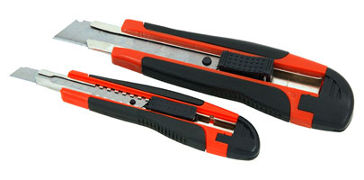 Snap-Off Blade Knife Set