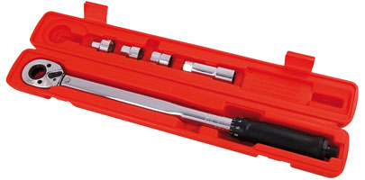 Go-Thru Torque Wrench Set