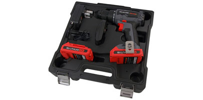 18Volt Lithium-Ion Cordless Drill