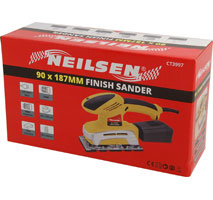 230V Finishing Sander