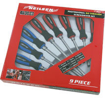 Pound Thru Screwdriver Set