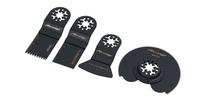 Oscillating Multi-Tool Accessory Pack