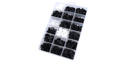 Trim Clip Assortment Box - Ford