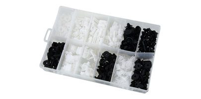 Trim Clip Assortment Box - Mercedes