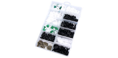 Trim Clip Assortment Box - VW