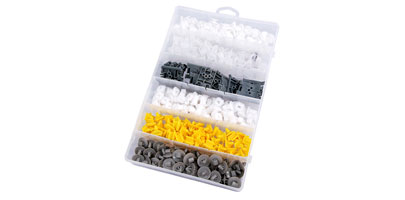 Trim Clip Assortment Box - Renault