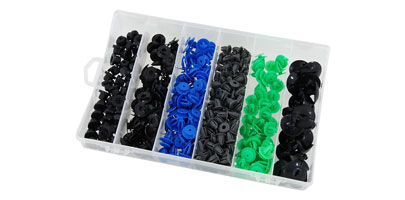 Trim Clip Assortment Box - GM