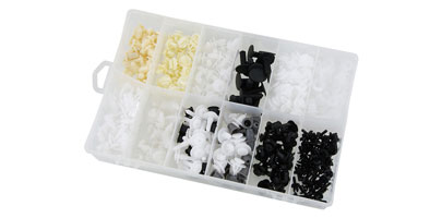 Trim Clip Assortment Box - Peugeot