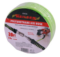 Polyurethane Air Hose - 30Ft / 1/4in.