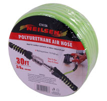 Polyurethane Air Hose - 30Ft / 3/8in.