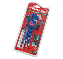 Ball End Hex Key Set