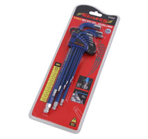Ball End Extra Long Hex Key Set