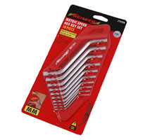 Metric Speed Hex Key Set