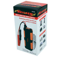 Emergency Jump Starter and Charger