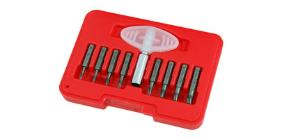 Star / Torx Extractor Set
