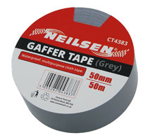 Gaffer Tape 50mm x 5M Grey