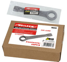 22mm Box End Striking Wrench