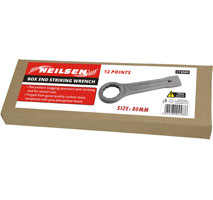 80mm Box End Striking Wrench