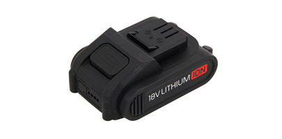Replacement 18 Volt Li-ion Battery