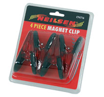 Sping Magnetic Clips