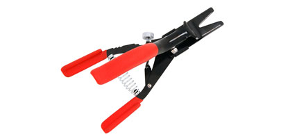 Hose Removal Pliers with Locking Pin