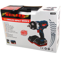 20 Volt Cordless Impact Wrench