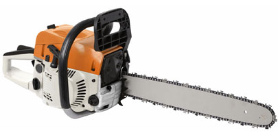 Petrol Chainsaw with 50cm Bar