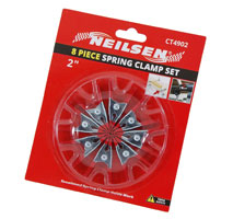 Mini Spring Clamp Set