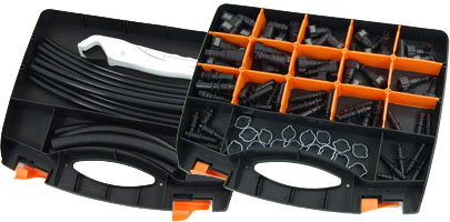 Fuel Pipe and Connector Kit