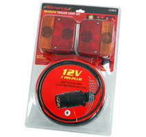 12V Magnetic Trailer Light Set