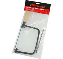 Coping Saw with 3 Blades
