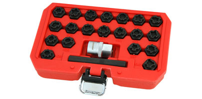 Wheel Lock Key Set - VW