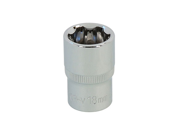 18mm / 1/2in.Dr Socket