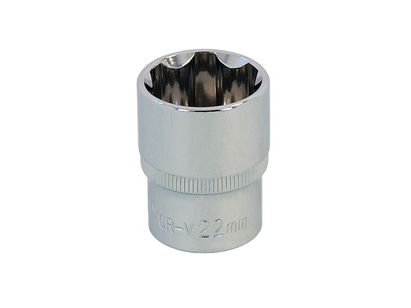 22mm / 1/2in.Dr Socket