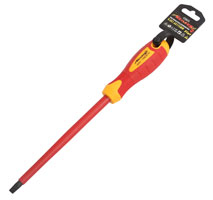 VDE Screwdriver - Slotted 8.0mm