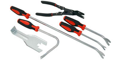 6 Piece Trim Tool Set