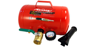 Air Tank Tyre Bead Seating Inflator