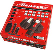 LED Lamp and Torch / Wirelss Charger