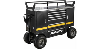 CT5438 - Heavy Duty Tool Trolley